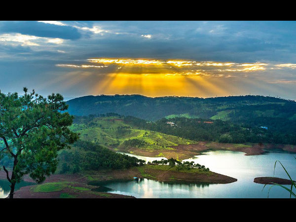 Famous Lakes in Shillong