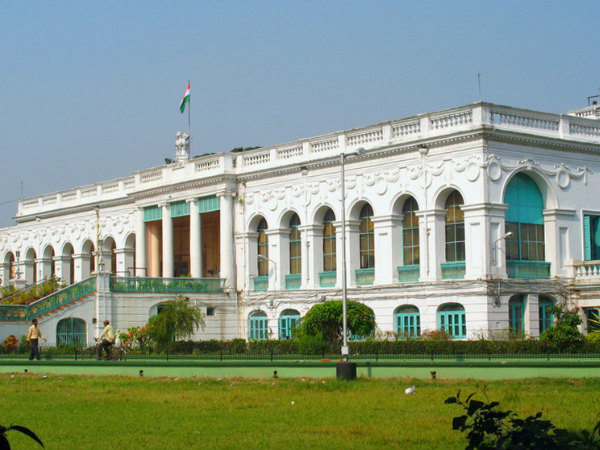 The National Library of India - Kolkata