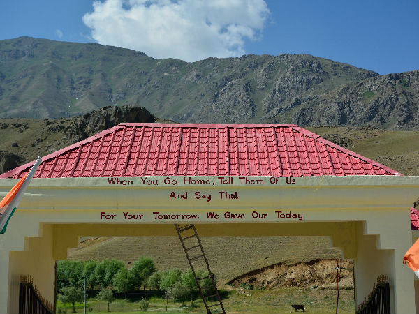 Kargil Vijay Diwas - A Photo gallery of Kargil War Memorial