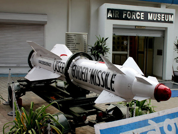 Indian Air Force Museum, Palam
