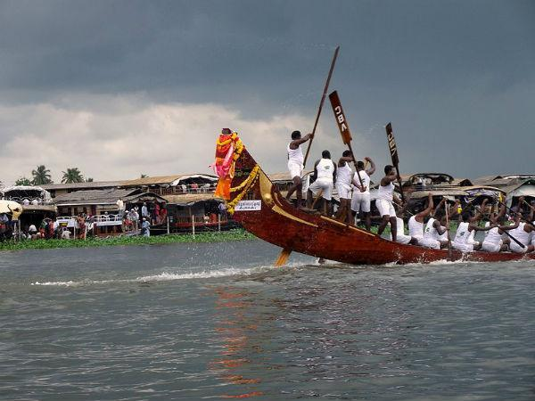boat races in kerala