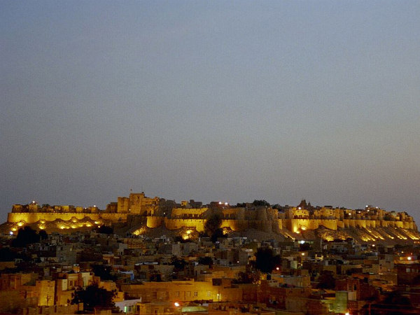 Reasons to Visit  Jaisalmer