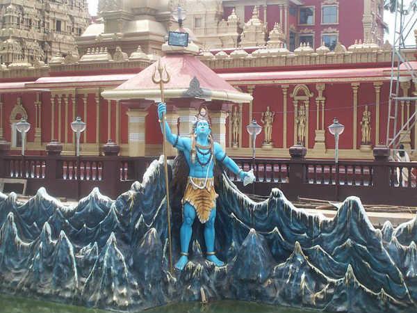 Enchanting Kudroli Gokarnatheswara Temple in Mangalore
