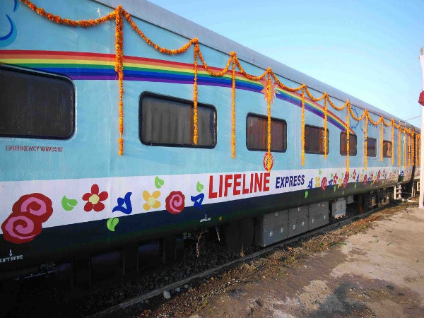 Know About World's First Hospital Train!