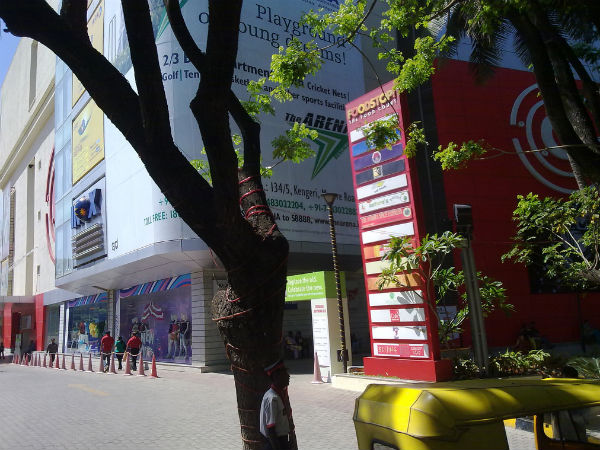 Multiplex Bangalore