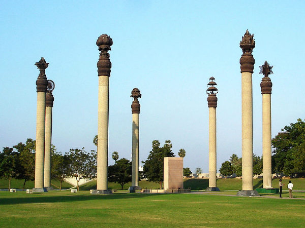 Must Visit Memorial Structures of Tamil Nadu
