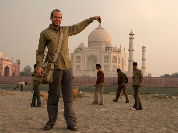 Take a trip to the wonderful land of Agra!