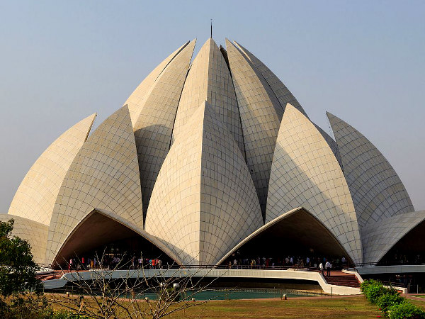 Monumental India Interesting Facts About Lotus Temple In Delhi