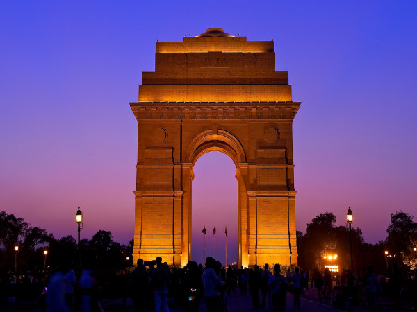 Interesting Facts About India Gate in Delhi!