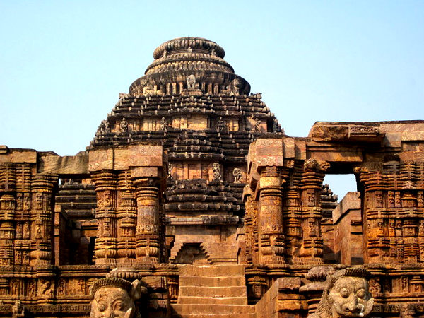 Amazing Facts About Konark Sun Temple!