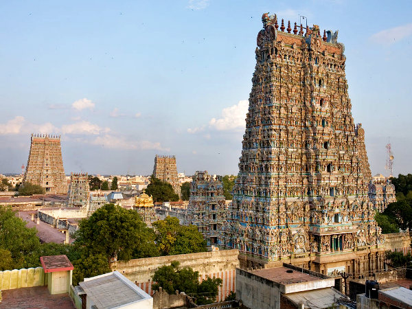 Interesting Facts About Meenakshi Amman Temple in Madurai
