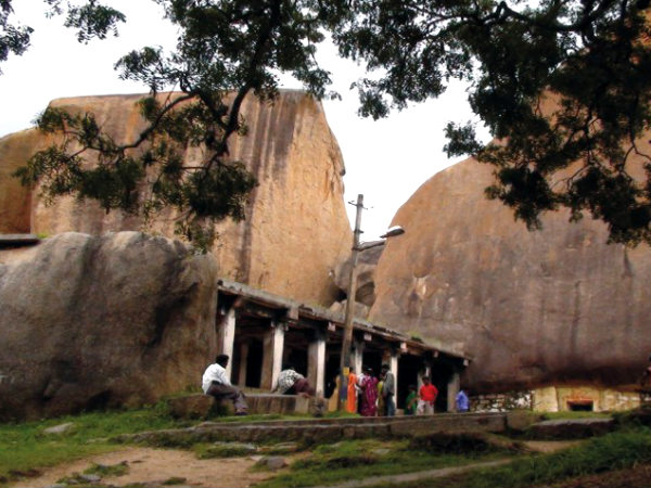 The Pre-historic Chandravalli Cave Temple in Chitradurga