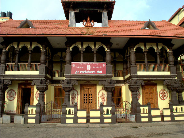 Krishna Temple at Udupi