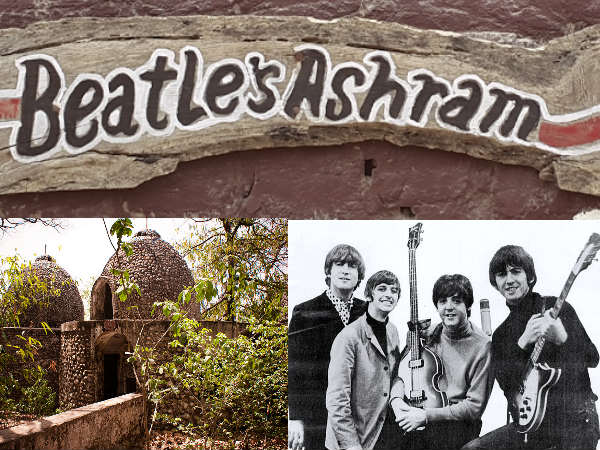 Feel the Beatles at the Beatles Ashram