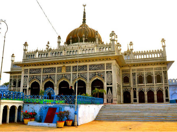 Top Tourist Places in Lucknow