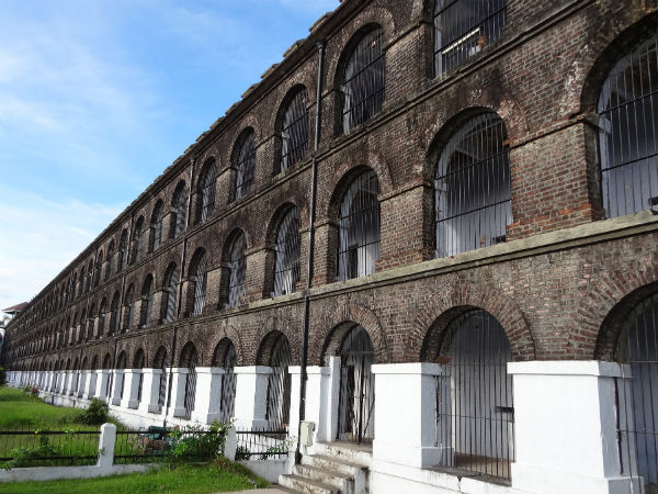 The Cellular Jail!