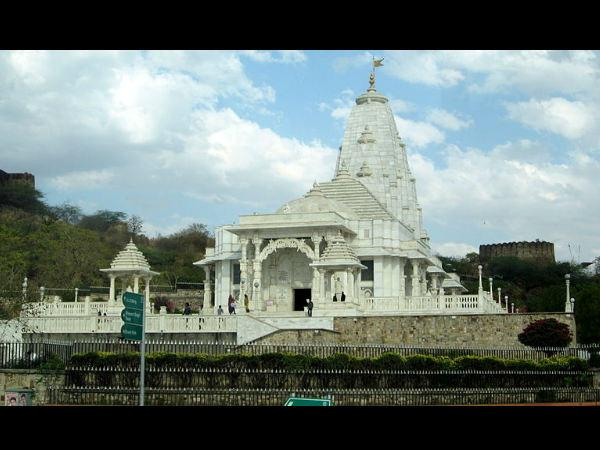 Prominent Birla Temples In India Nativeplanet