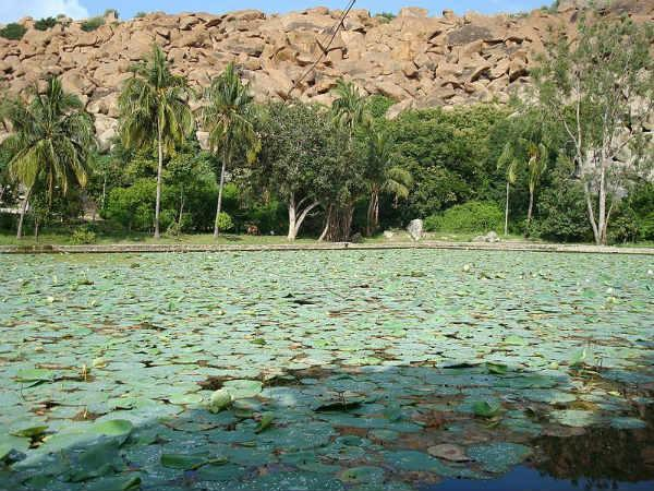 Holy Lakes in India