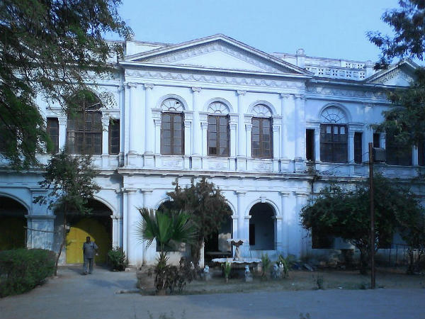 Beautiful Palaces in Hyderabad