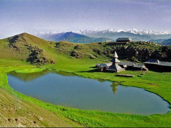 Mysterious Stories of Prashar Lake in Mandi