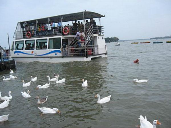 The biggest lake – Bada Talab – Explore the city of Bhopal
