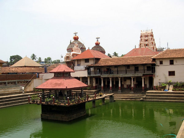 Krishna Temple in Udupi