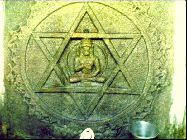 Yantrodharaka Hanuman Temple - Ruins of Hampi - Attraction 5