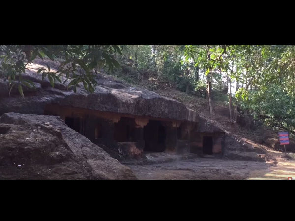 Hidden Buddhist caves in and around Mumbai