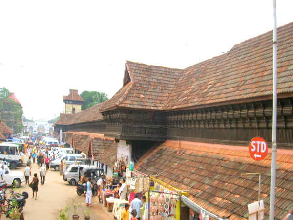 Interesting facts about sri padmanabha swamy temple in kerala nativeplanet - Chambr kochi ...