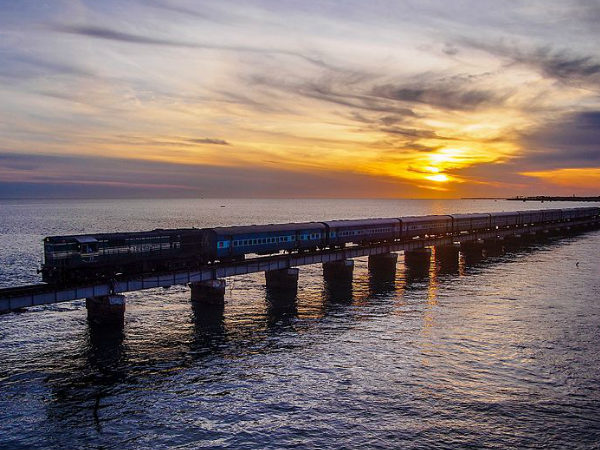 Interesting Facts About Pamban Bridge in Rameswaram!