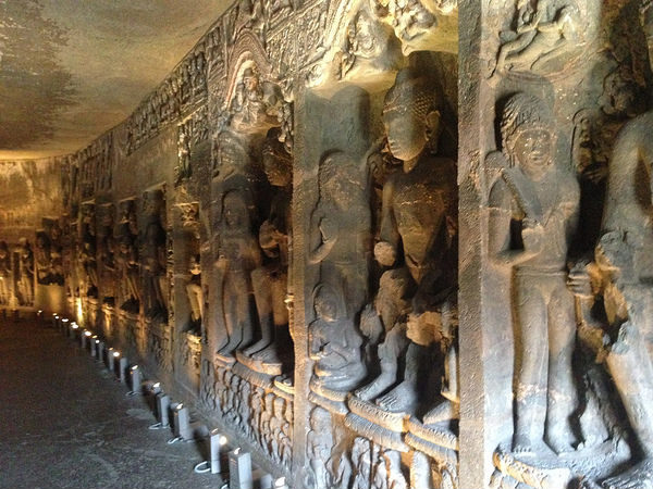 Interesting Facts About Ajanta Caves In Maharashtra Nativeplanet