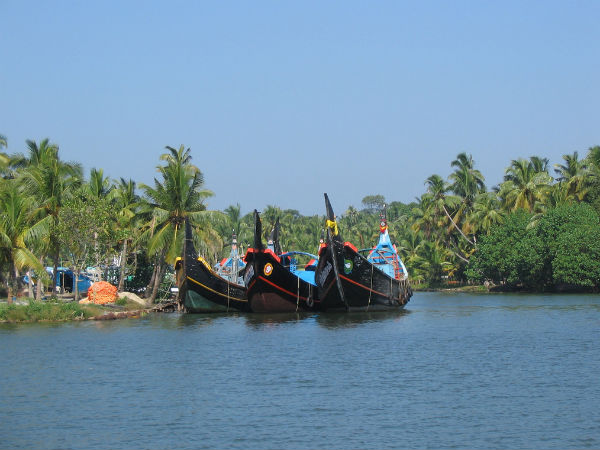 Charming Backwaters of Kerala