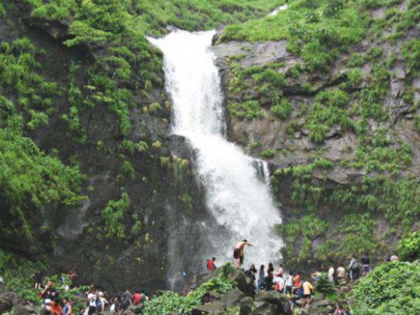 Best Waterfalls in Maharashtra