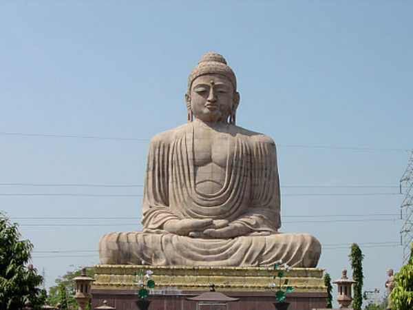 Buddha Statues in India