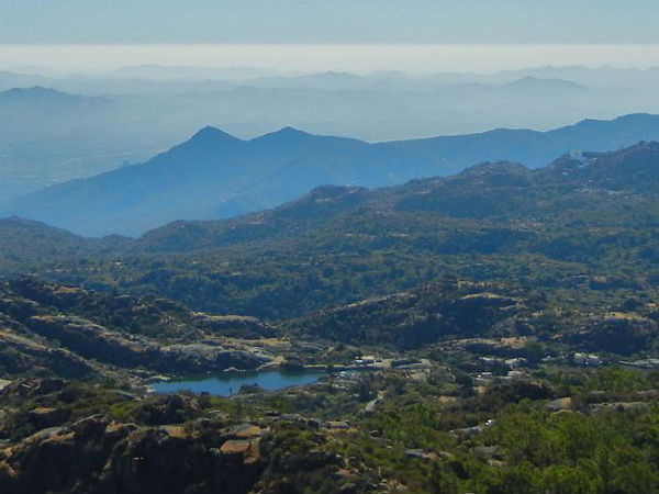 Top Tourist Places in Mount Abu