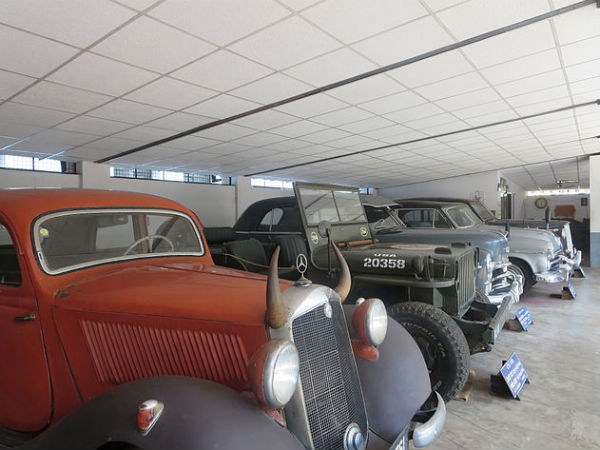 Vintage Car Museums in India