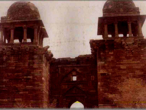 Timangarh Fort