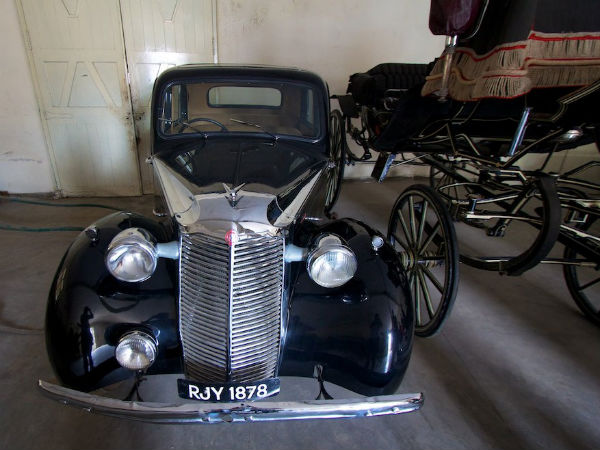 Popular Vintage Car Museums in India