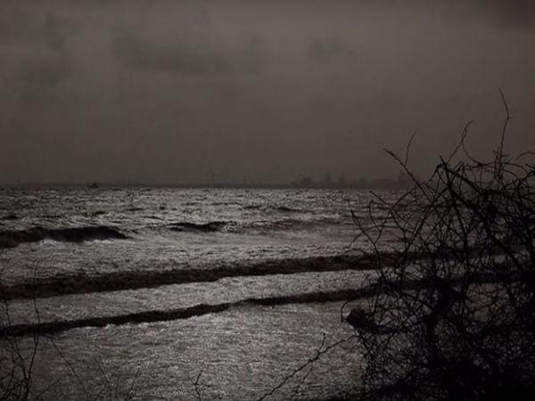A Beach Haunted By Ghosts- Dumas Beach In Gujarat