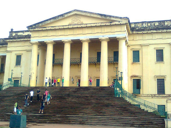 Read In Detail About Hazarduari Palace