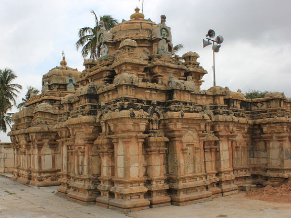 Nageshwara Temple in Bengaluru