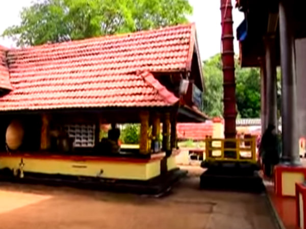 Judge Uncle Temple in Kerala