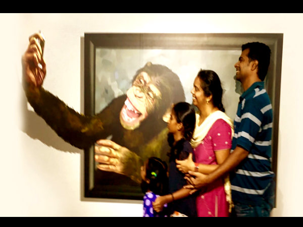 Click Art Museum, Chennai – First Trick Art Museum in India!