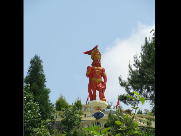 Know more about Hanuman Tok