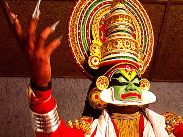 Image result for kerala kathakali