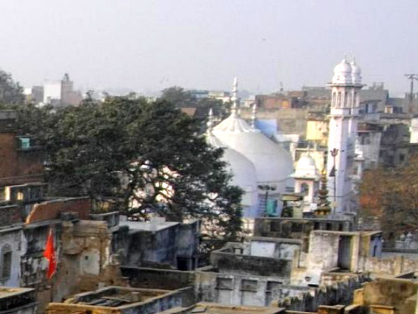 Gyanvapi Mosque in Varanasi, the land of Temples!