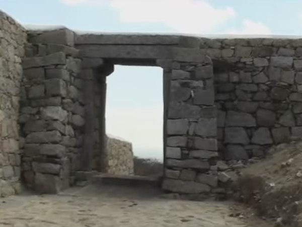 Ucchangidurga Fort Near Davanagere