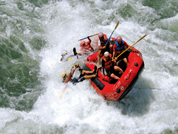 Tips For White Water Rafting ! - Nativeplanet