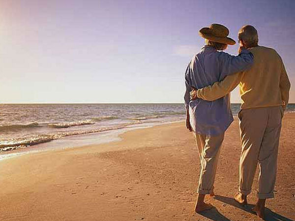 Tips For Senior Travellers