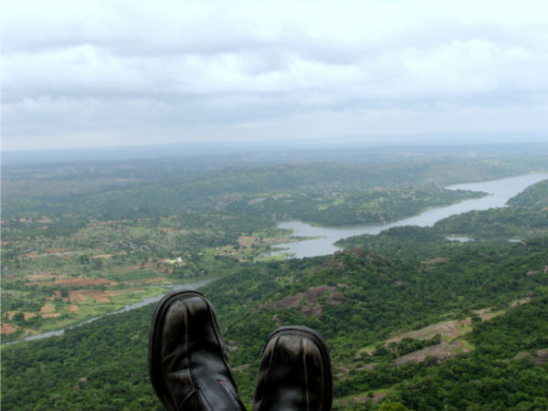 10 One day destinations from Bangalore - Savandurga